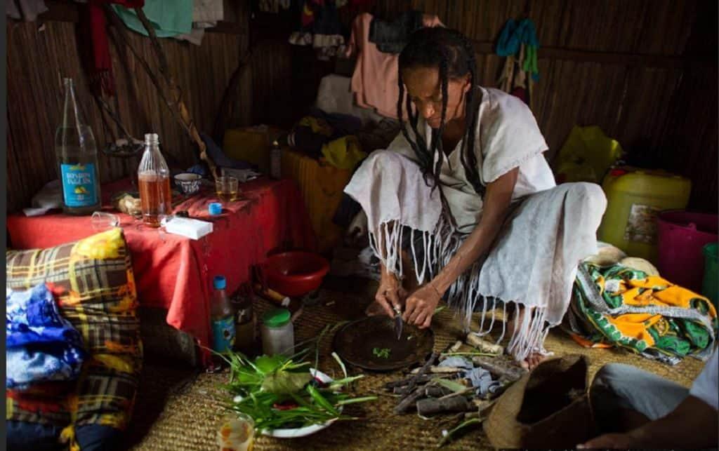 Шаманизм и фаду на Мадагаскаре