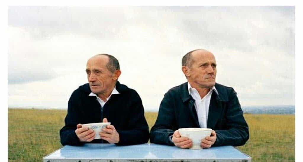 Разлученные братья-близнецы Джон и Артур Мауфорт