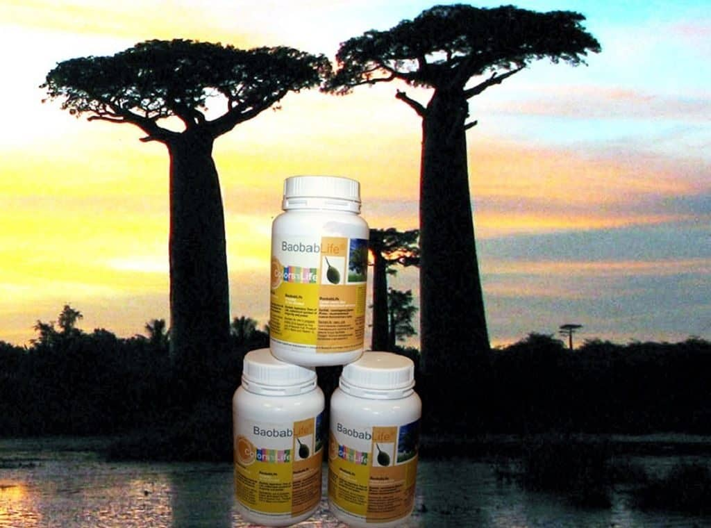 Лекарственные снадобья из баобаба