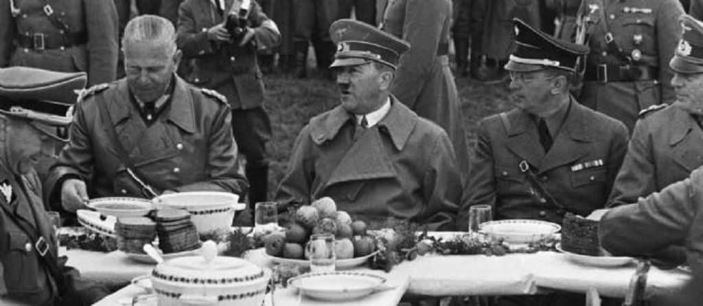 Вкусовые предпочтения Гитлера