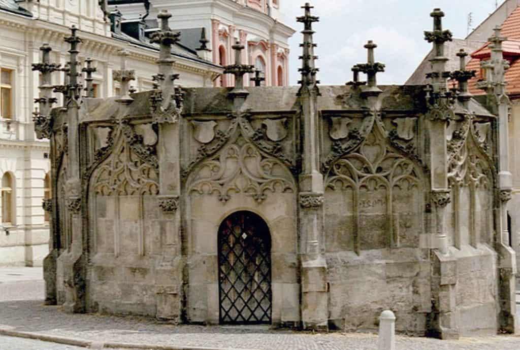 Кутна-Гора в Чехии