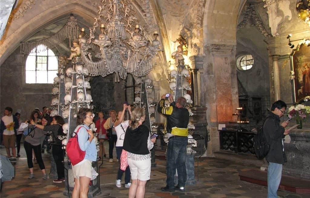 Костёл Всех Святых в Чехии