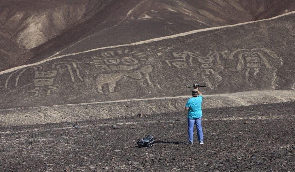 Рисунки Наско в Перу
