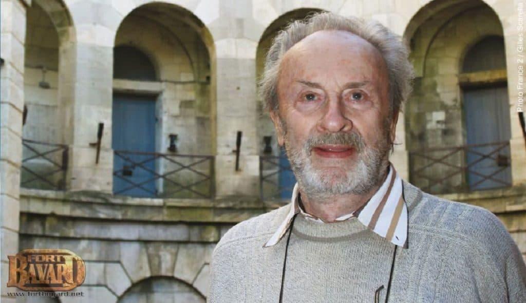 Французский продюсер и создатель игровых шоу Жак Антуан