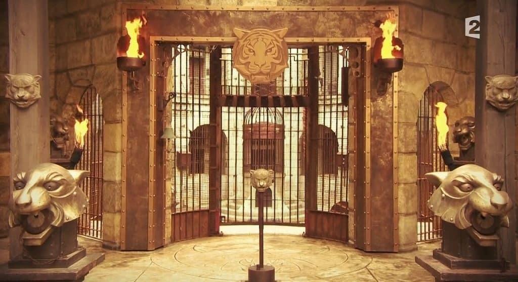 Приключенческое шоу «Ключи от форта Боярд»