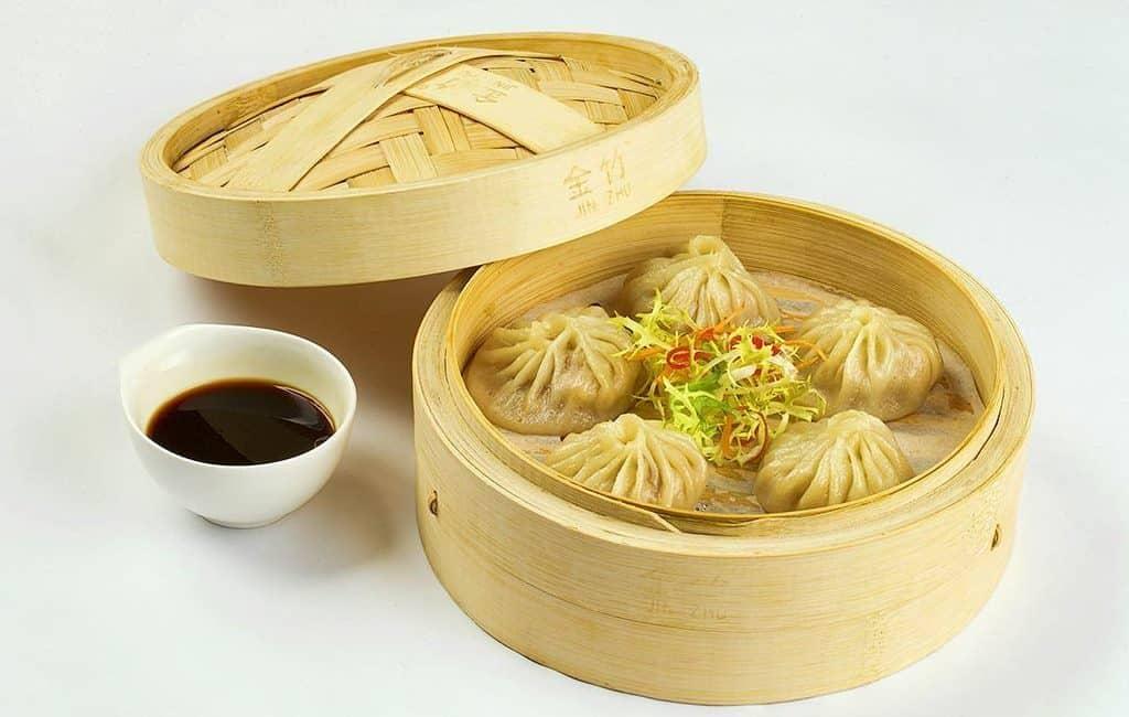 Китайские баоцзы
