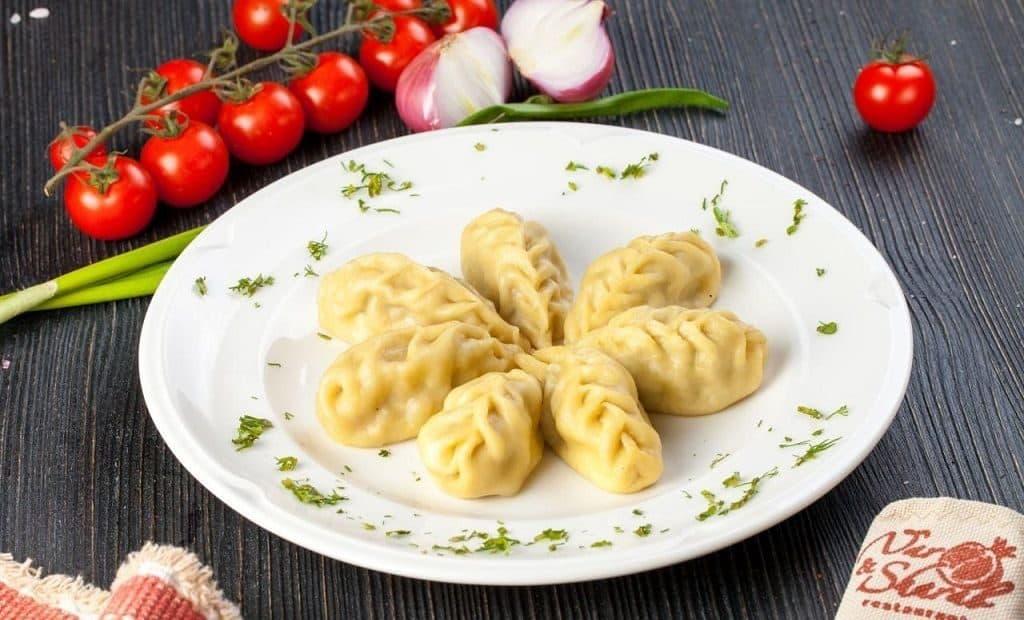 Азербайджанское мясное угощение - гюрза