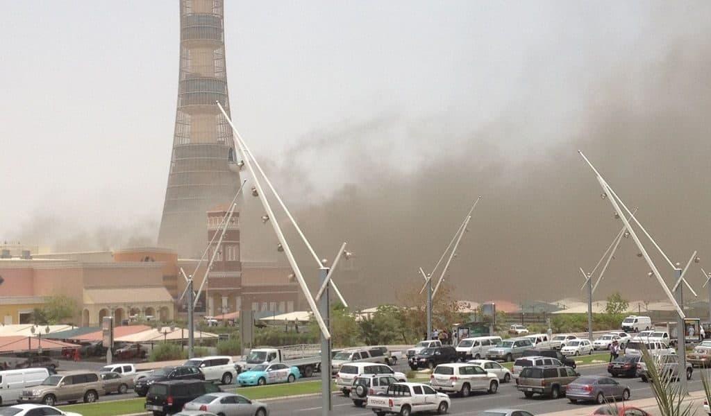 Пожар в торгово-развлекательном центре Villagio Mal