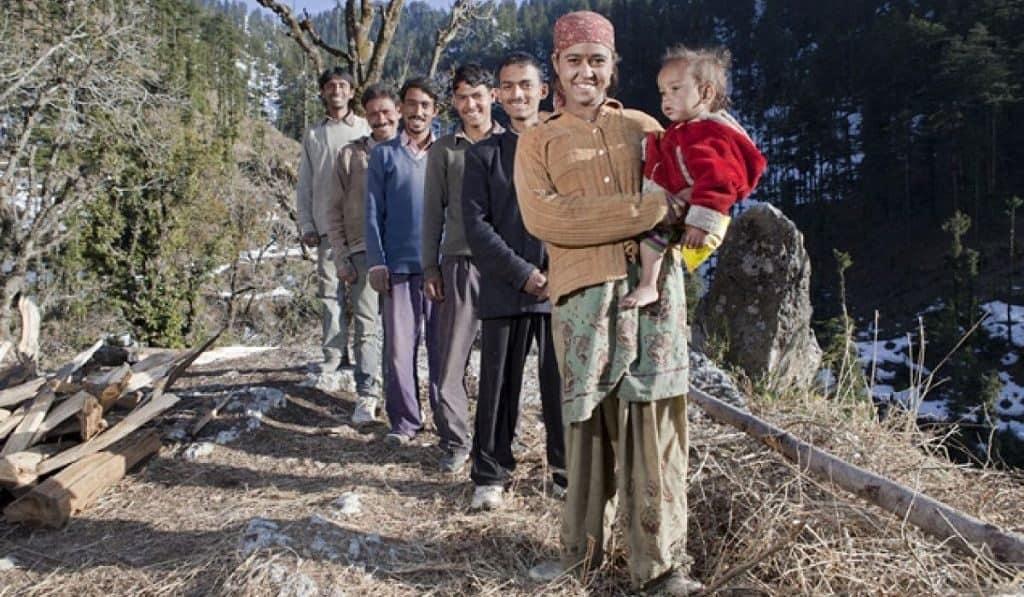 Многомужество в Непале