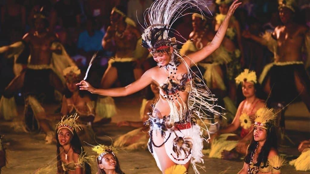 Брачная ночь – по старшинству в Полинезии