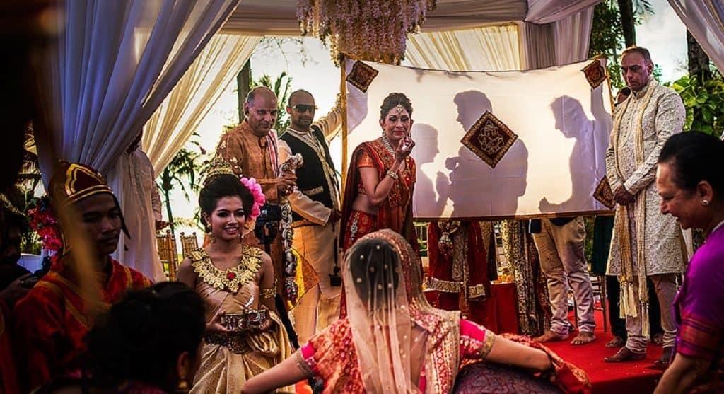 Свадебные традиции Индонезии