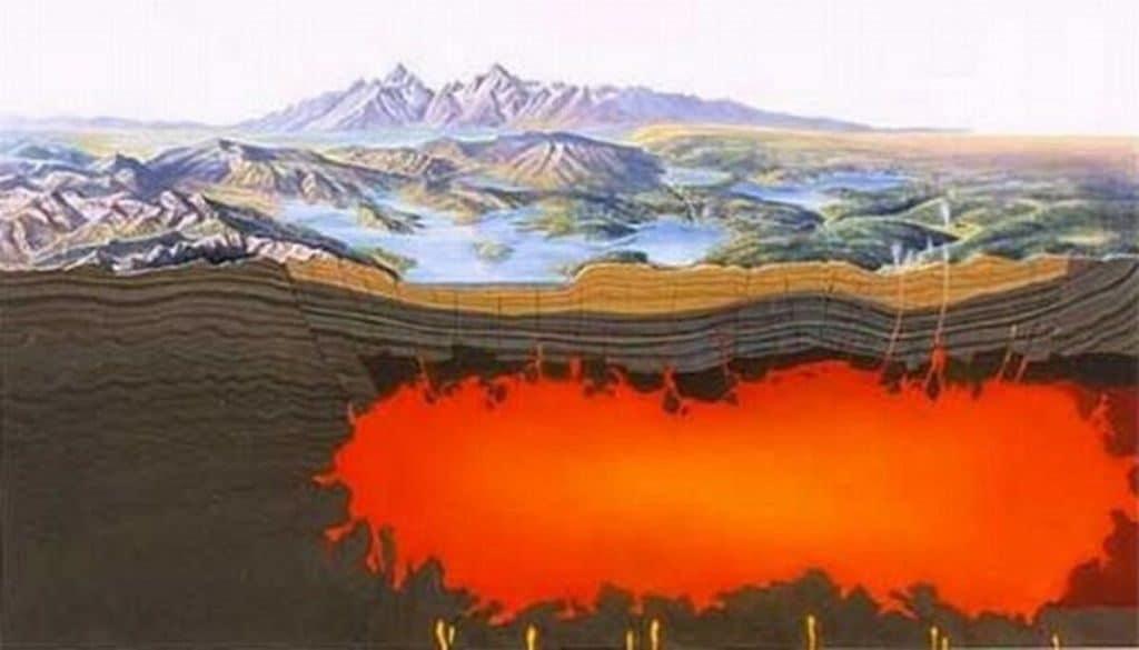 Как устроен Йеллоустоунский вулкан