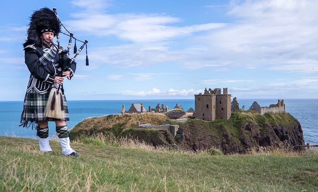 Килт для мужчин Шотландии