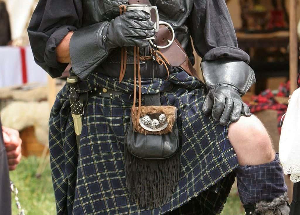 Килт - символ свободолюбия народа Шотландии
