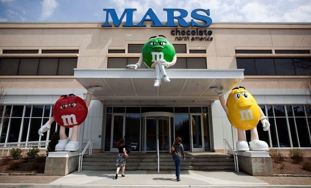 Шоколадный гигант Mars Incorporated