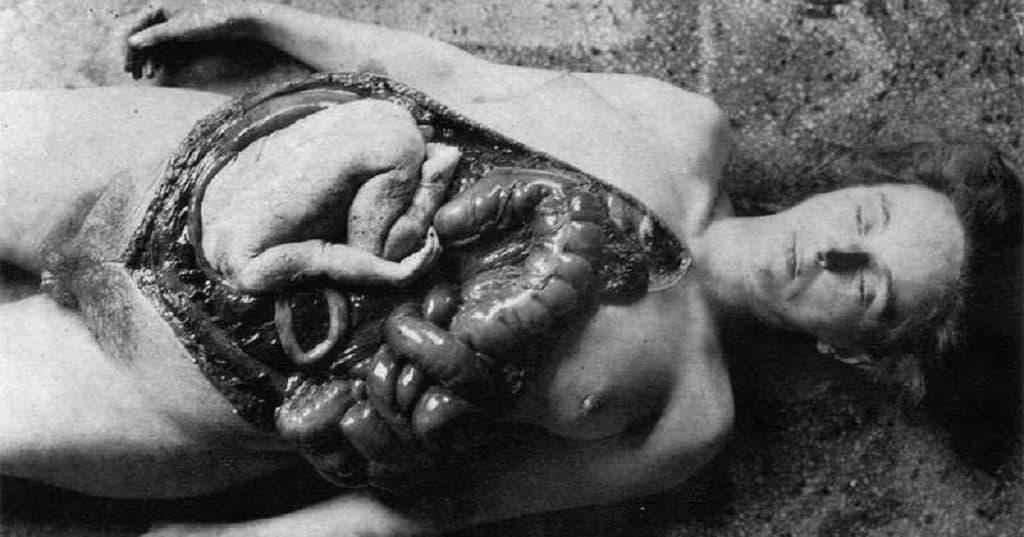 Зверские эксперименты отряда 731