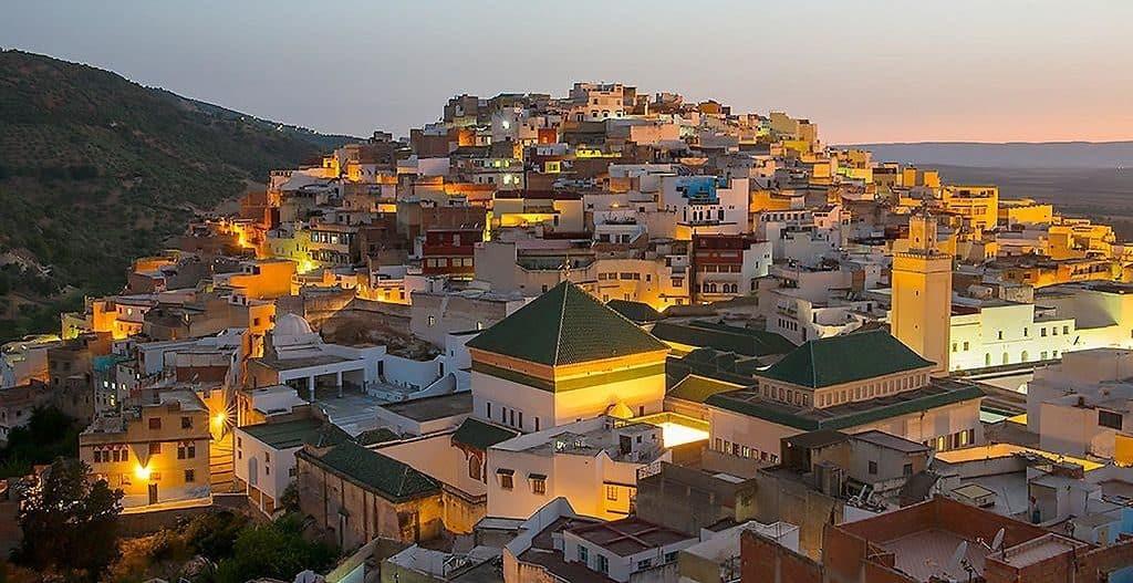 Жизнь в Марокко