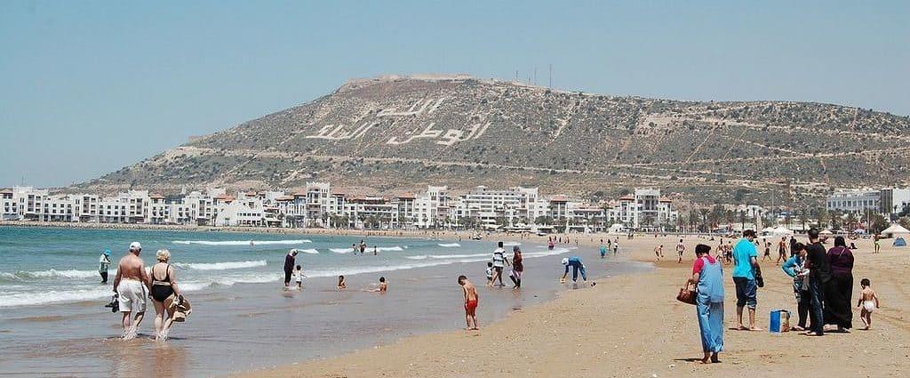 Иарокканский пляж