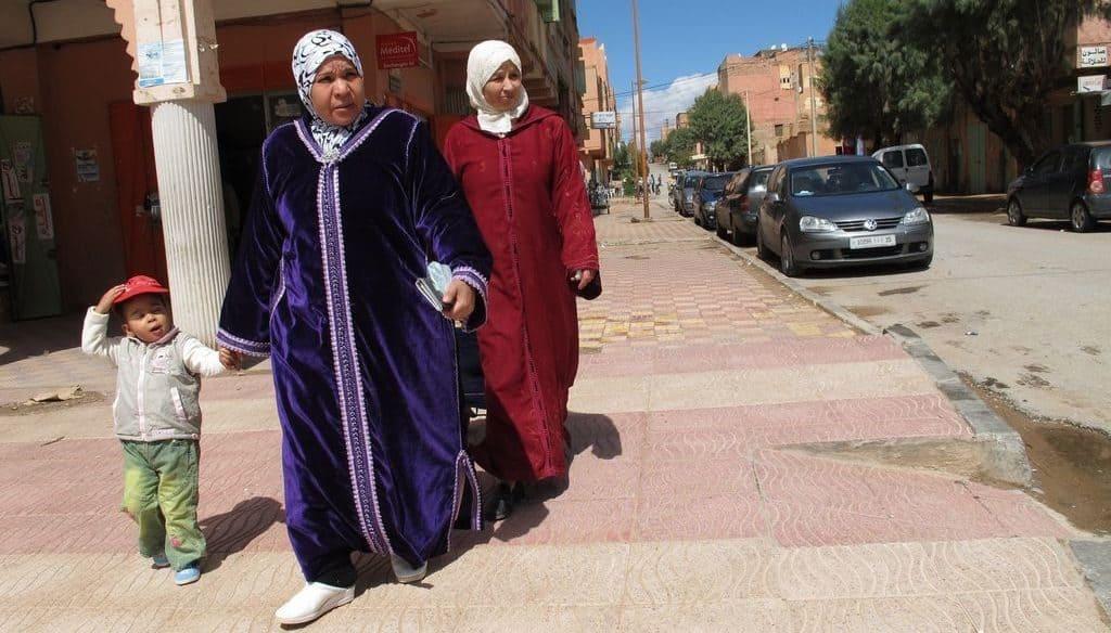 Марокканские женщины