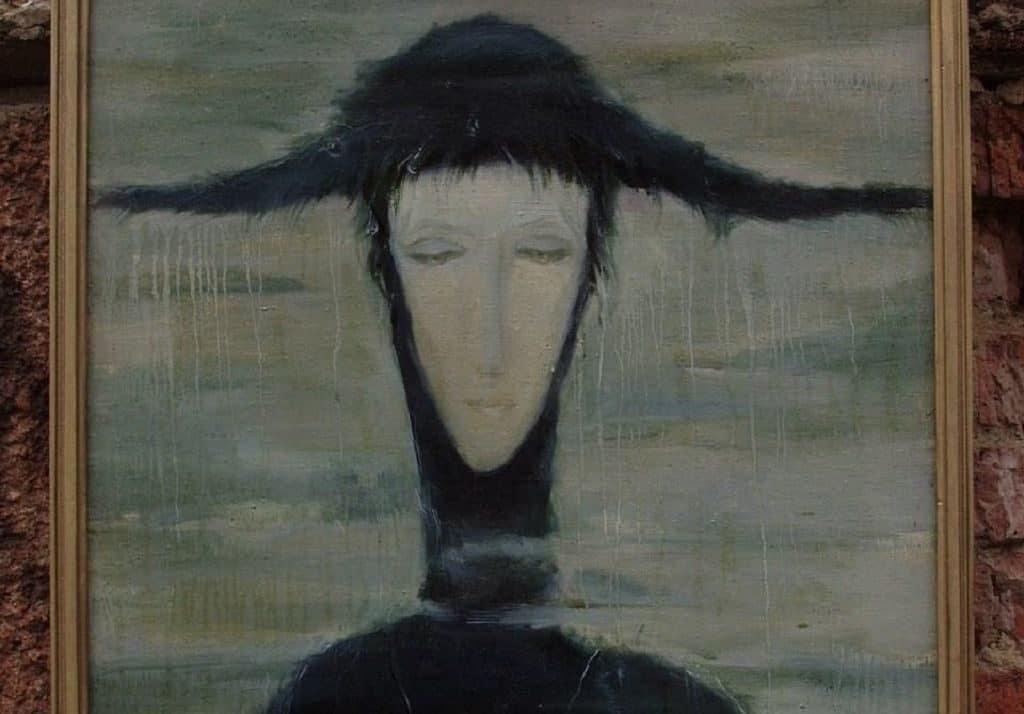 """Женщина дождя"", С.Телец"