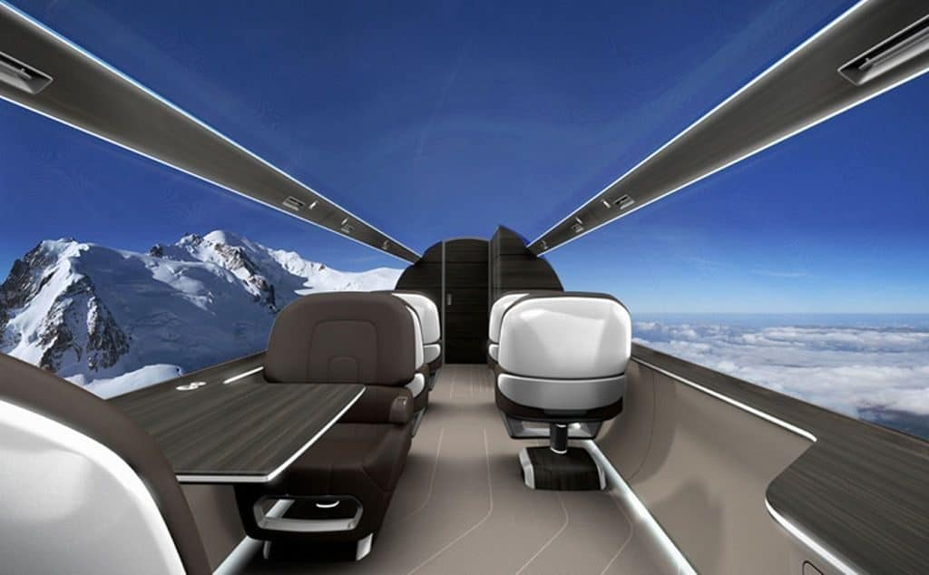 Самолеты будущего