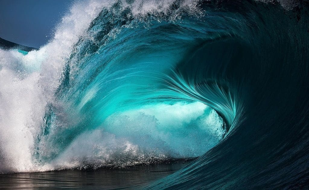 Почему возникают волны