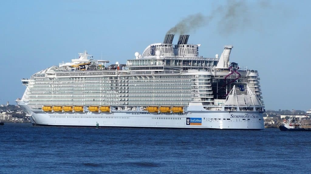 Морское судно «Symphony of the Seas»