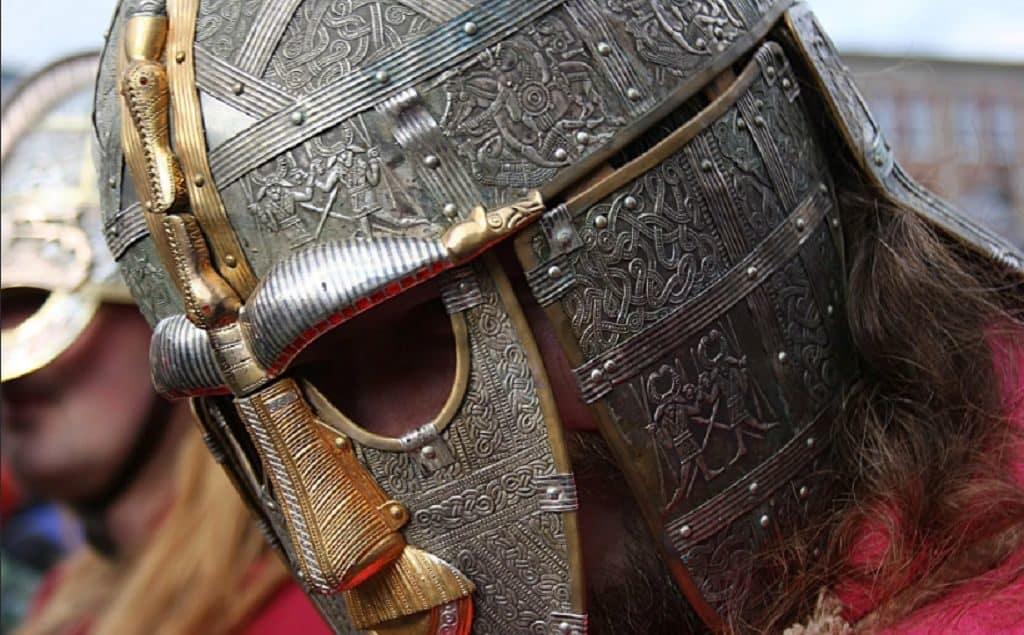Вендельский шлем