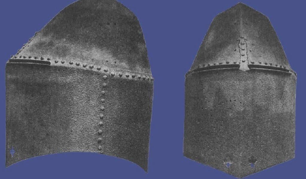 Шлем кюбельхельм