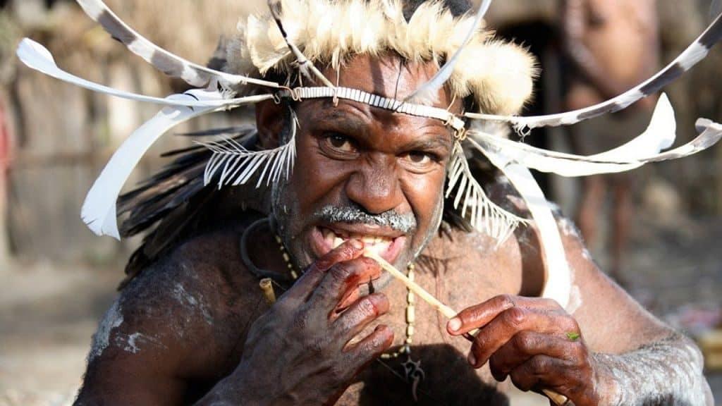 Племя Мамбила