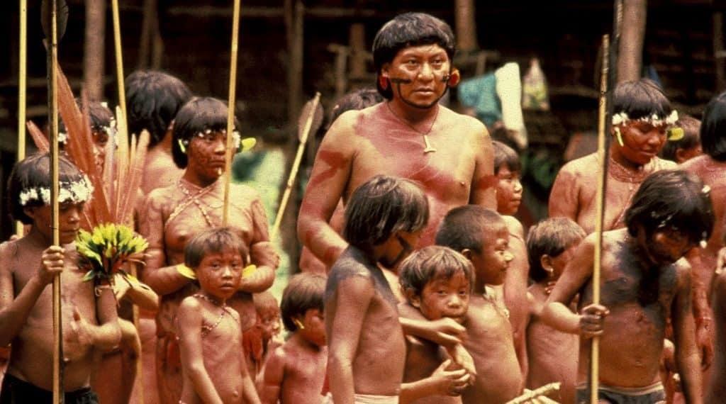 Племя Яномами