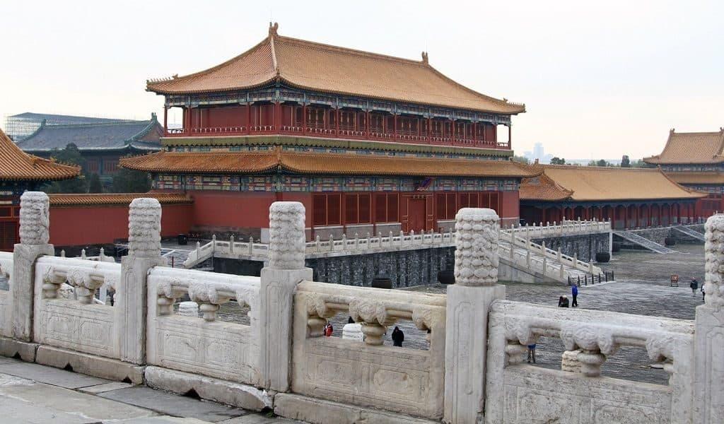 Внутренний дворец Гугун