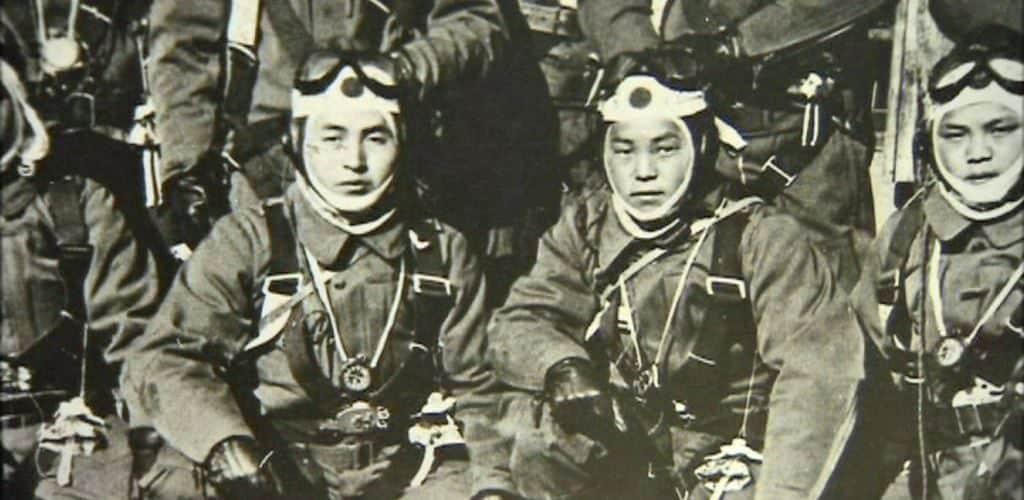 Летчики-камикадзе Второй Мировой войны