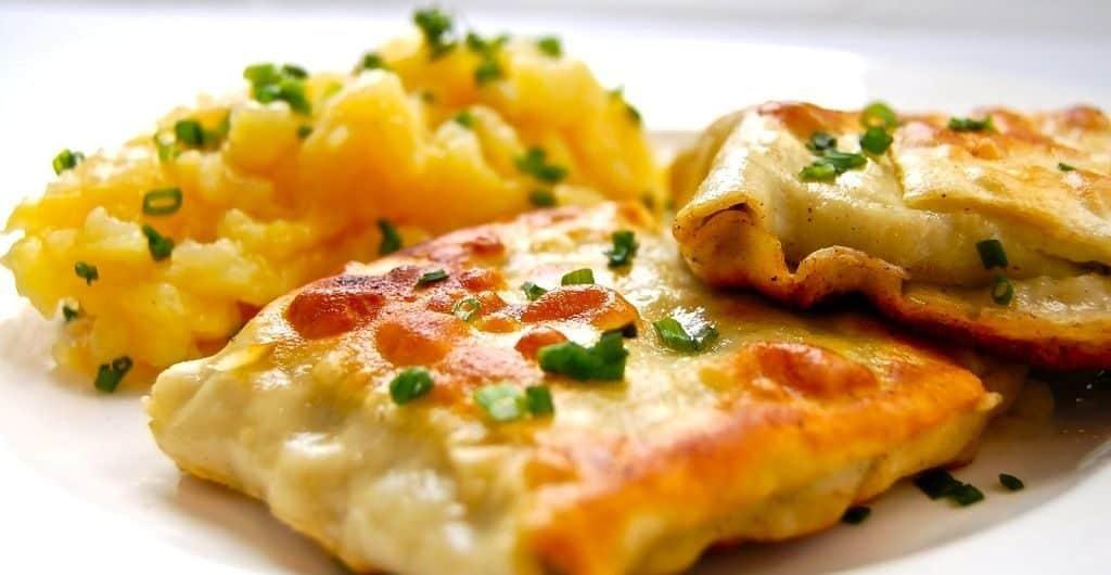 Маульташен - немецкое блюдо