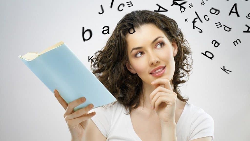 Интеллект девушки