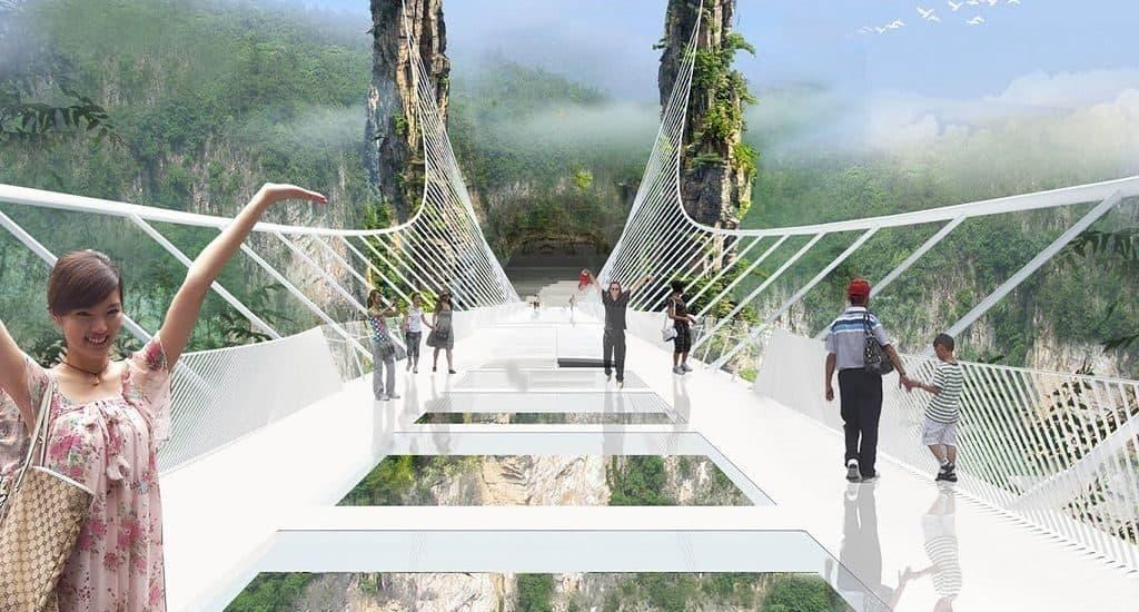 Мост в провинции Хэбэй
