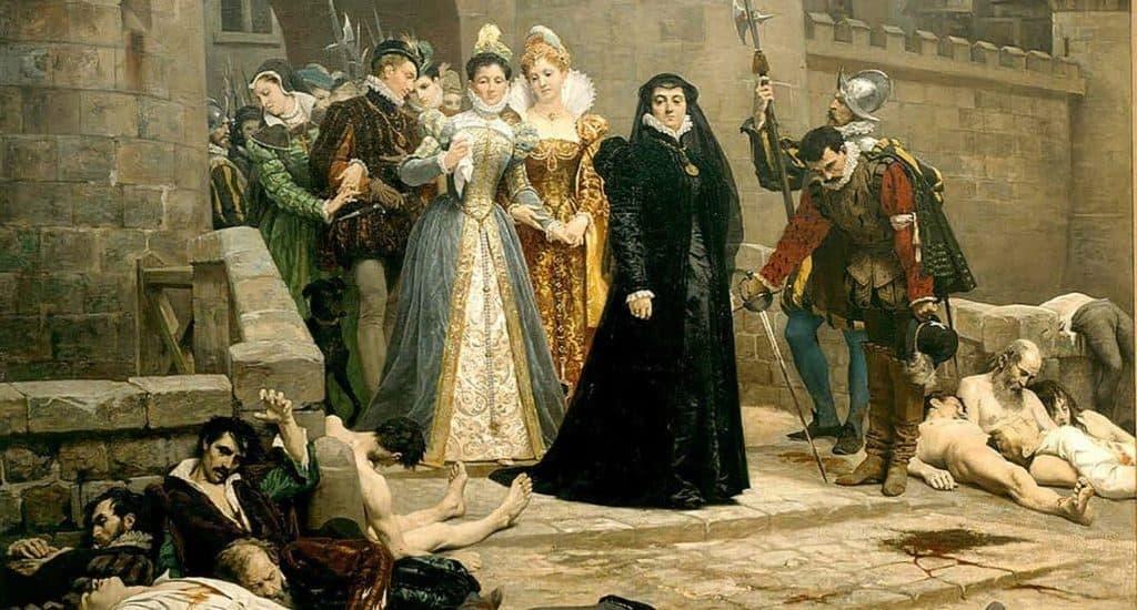 Жизнь людей в средние века