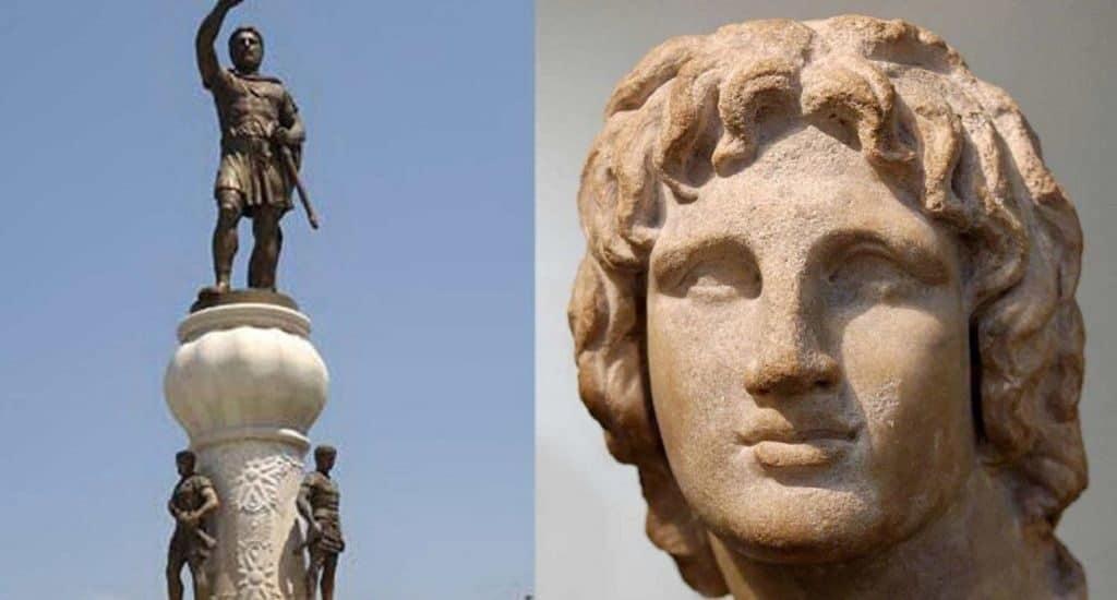 Александр Македонский (356-323 гг. до н.э.)