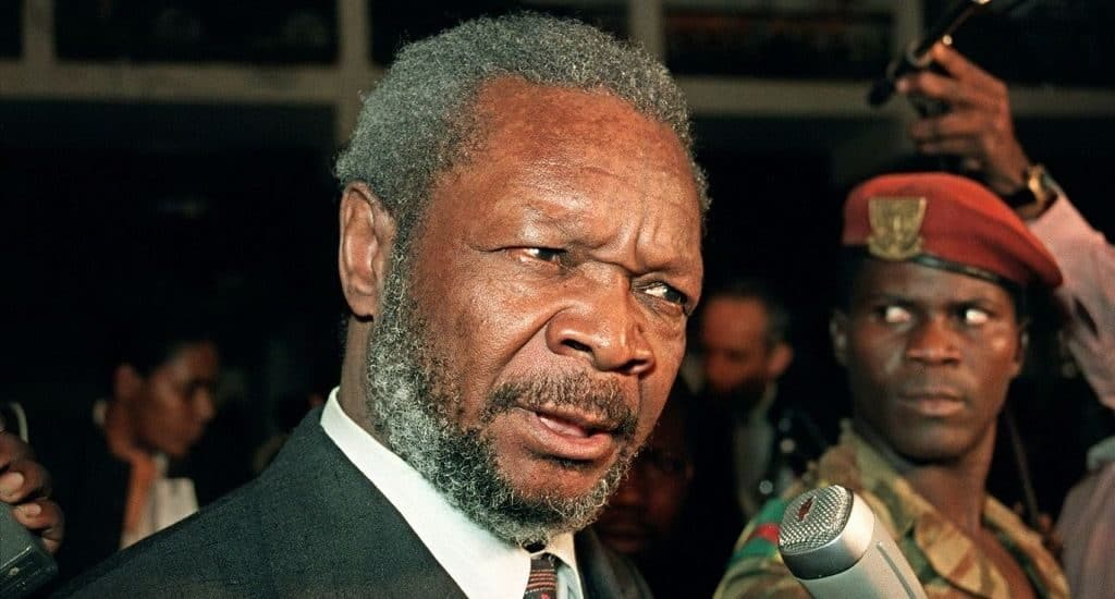 Жан-Бедель Бокасса - африканский президент