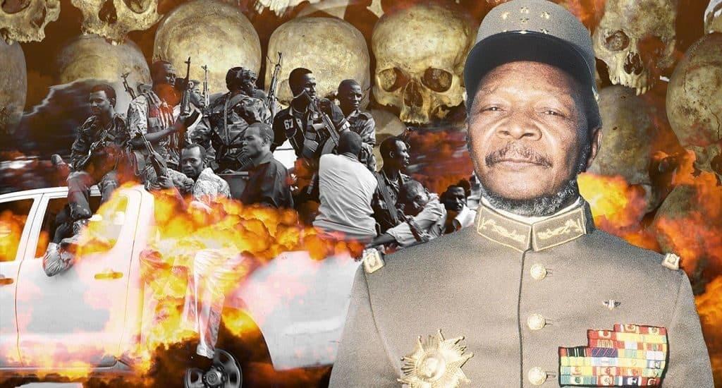 Правление Жана-Беделя Бокасса