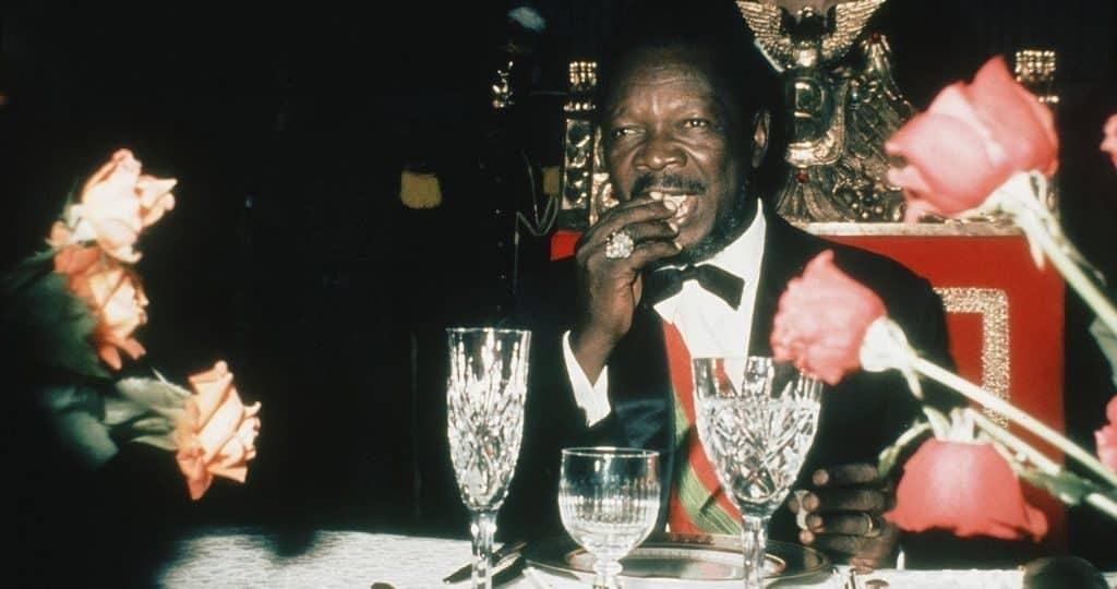 Жан-Бедель Бокасса каннибал