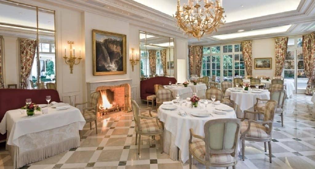 Французский ресторан «Epicure»