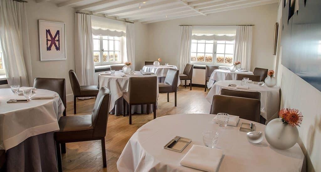Ресторан «Hof Van Cleve» (Бельгия)