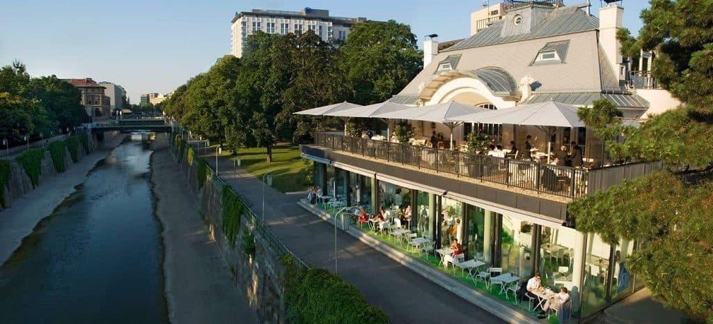 Ресторан «STEIRERECK» в Австрии