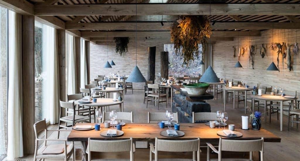 Ресторан «NOMA» в Копенгагене, Дания