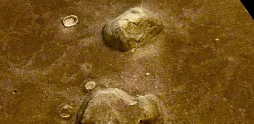 Сфинкс на Марсе