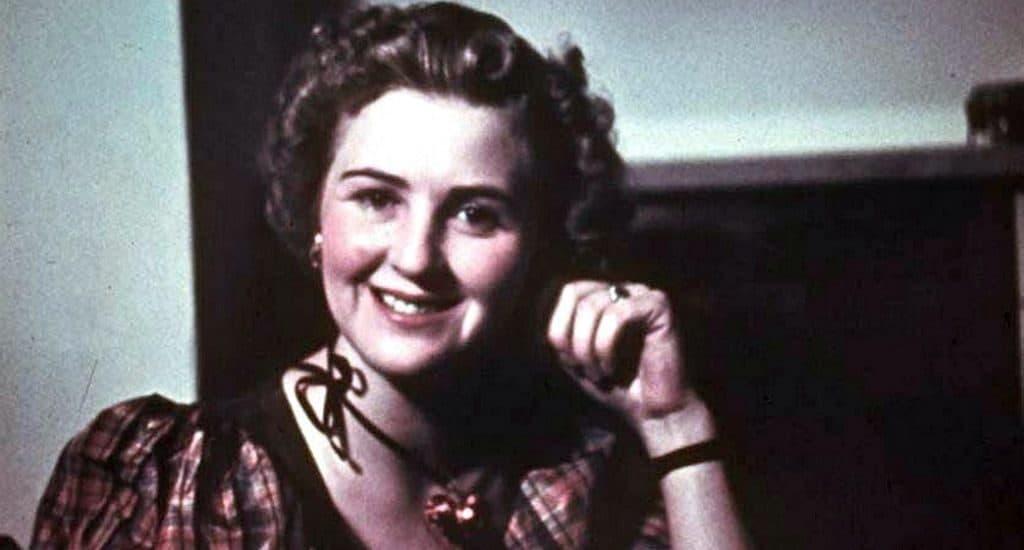 Знакомство Евы Браун с Гитлером
