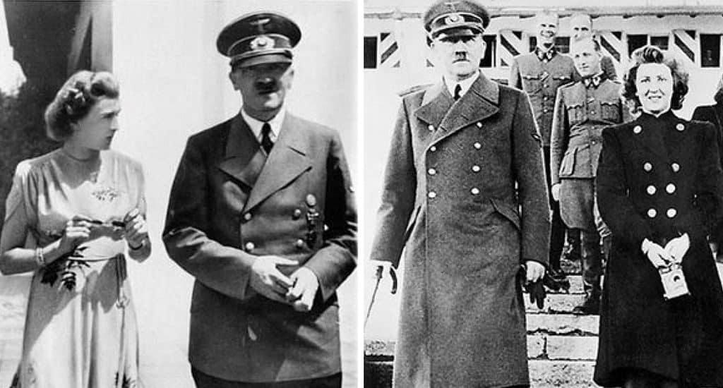 Отношения Евы Браун и Адольфа Гитлера