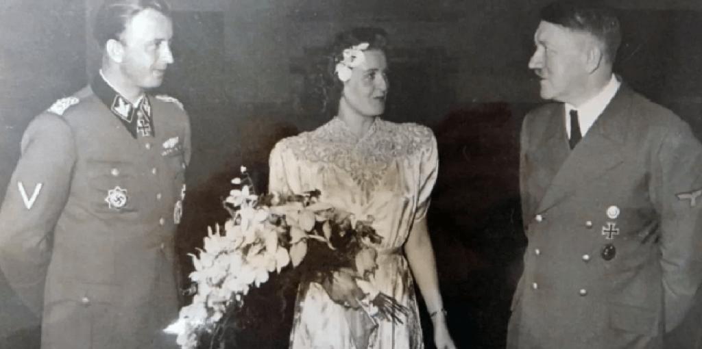 Жена Адольфа Гитлера: кто она?