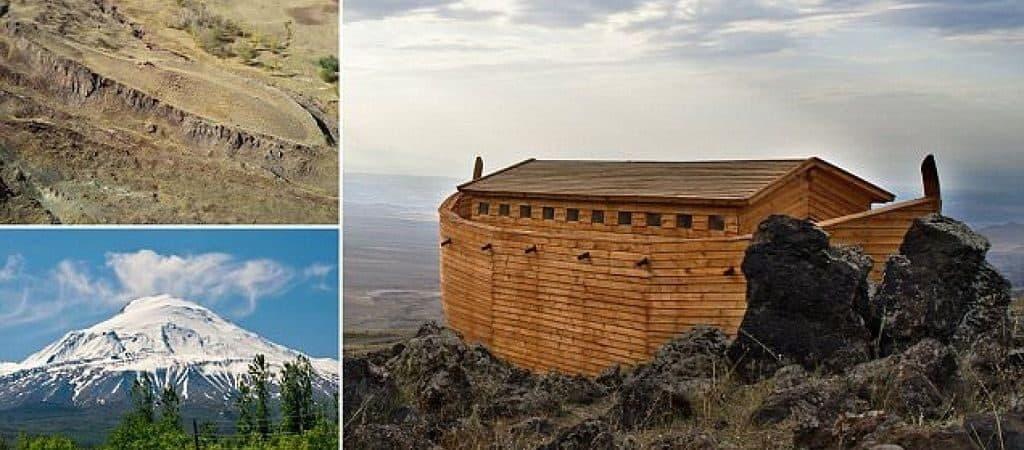 Гора Арарат ковчег